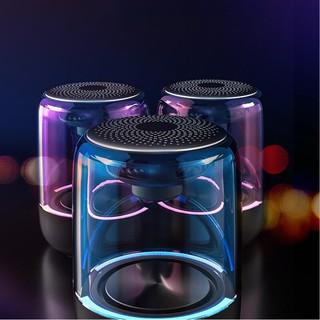 [ GIÁ HỦY DIỆT ] Loa Bluetooth Có Đèn Nháy Theo Nhạc GBX02- Loa  Bluetooth Cao Cấp Bass Cực Ấm
