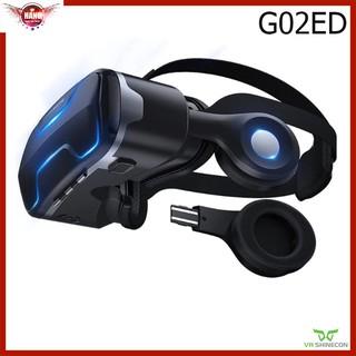 [Mã ELMSBC giảm 8% đơn 300K] Kính thực tế ảo 3D Vr Shinecon G02ED phiên bản 8.0🆕