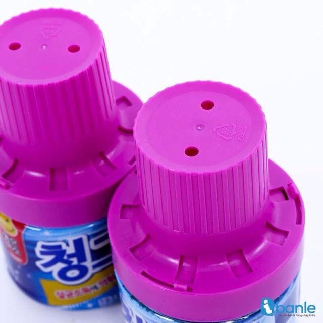 Chai thả bồn cầu Hàn quốc