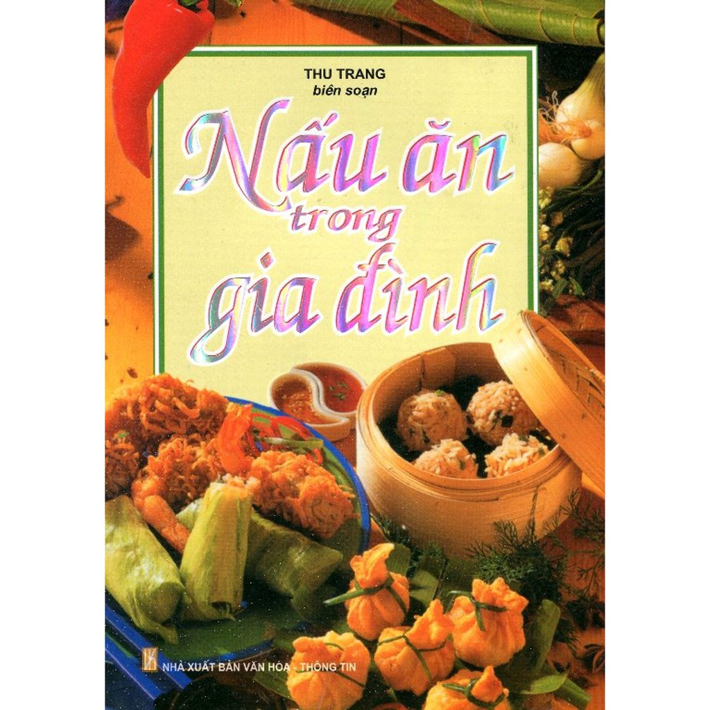 Sách - Nấu Ăn Trong Gia Đình