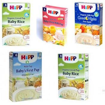Bột ăn dăm Hipp HG 250g