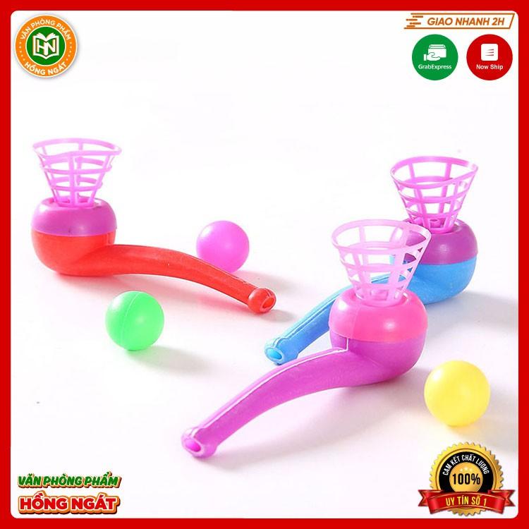Đồ chơi trẻ em thổi bóng mini giữ thăng bằng cho bé đồ dùng làm quà tặng học sinh trong học tập