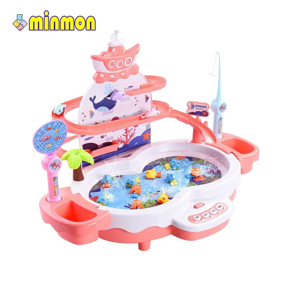 Bộ đồ chơi câu cá MINMON cho bé phát triển trí thông minh – MM0026