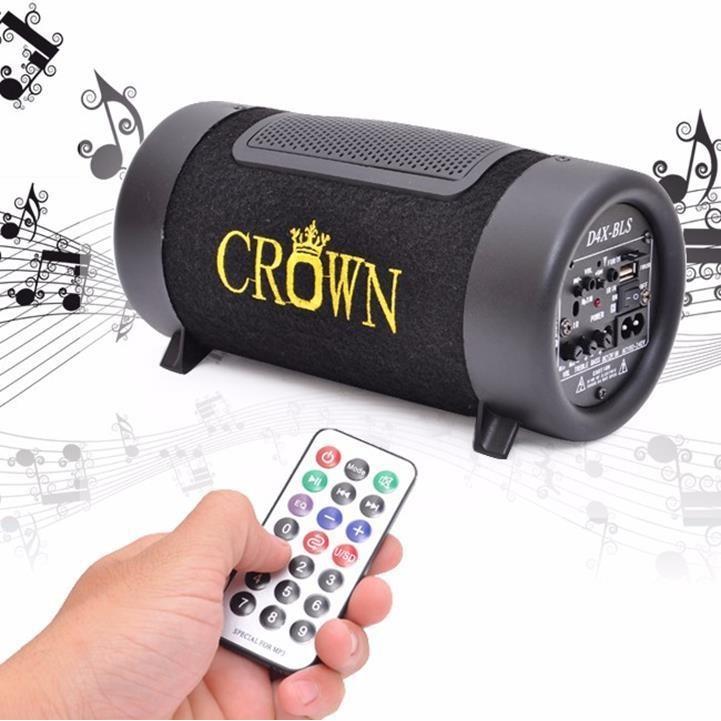 Loa nghe nhạc Thẻ Nhớ,usb CROWN 4
