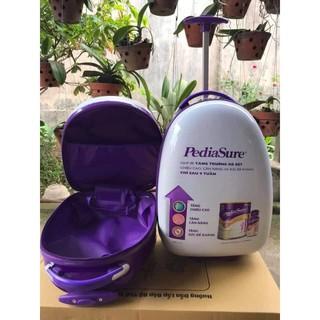 Vali kéo cho bé - Vali kéo hình trứng, hàng khuyến mãi của sữa Pediasure Abbott thumbnail