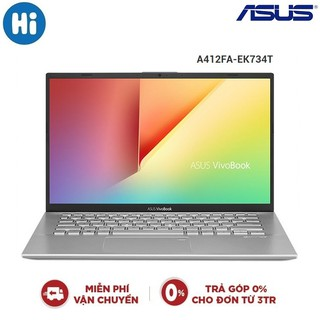 Laptop ASUS A412FA-EK734T i5-10210U | 8GB | 512 GB| 14 FHD | WIN 10