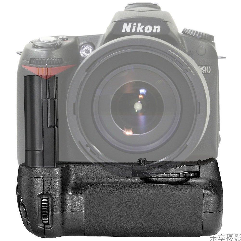 Hộp Pin Thay Thế Cho Máy Ảnh Nikon D80 D90