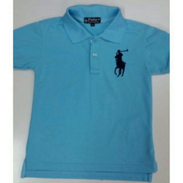 áo polo cho bé 4-8 tuổi