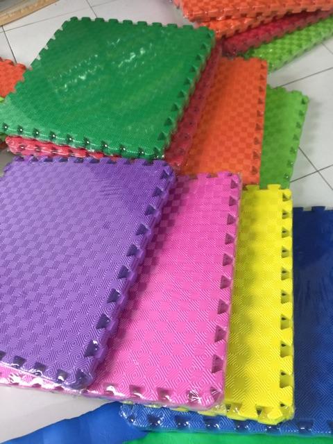 Thảm Trẻ Em 50x50x1 cm đủ màu