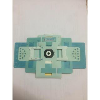 Kính hiển vi origami Foldscope