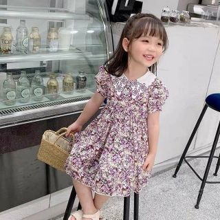 Váy tím đáng yêu 100g