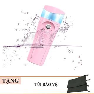Máy Phun Sương Cầm Tay Giữ Ẩm Có Sạc Dự Phòng- Máy phun sương xịt khoáng mini, Nano Mist Spray, Kaya Accessories thumbnail