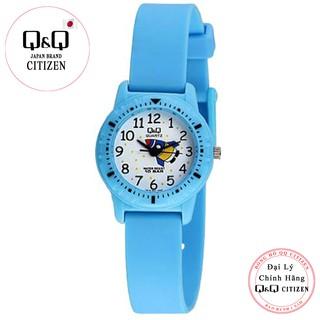 Đồng hồ trẻ em Q&Q Citizen VR15J001Y thương hiệu Nhật Bản thumbnail