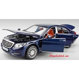 Đồ chơi mô hình xe Mercedes Benz S600 1:32