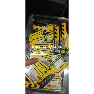 Ram máy bàn PC loai DDR4 4GB/2400 8GB và 16GB DDR4 16gb/2133 8GB/2400