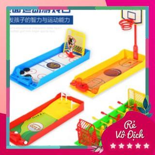[Xả Kho] mini Game - Bóng đá - bóng rổ - golf - hockey thumbnail