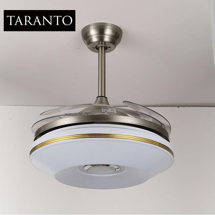 [ELHAR1TR giảm tối đa 1TR] Quạt trần đèn TRT121
