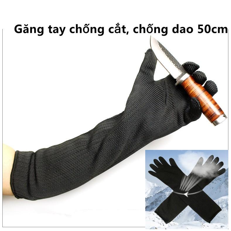 Găng tay chống cắt, chống dao 50cm - 10009556 , 433149081 , 322_433149081 , 140000 , Gang-tay-chong-cat-chong-dao-50cm-322_433149081 , shopee.vn , Găng tay chống cắt, chống dao 50cm