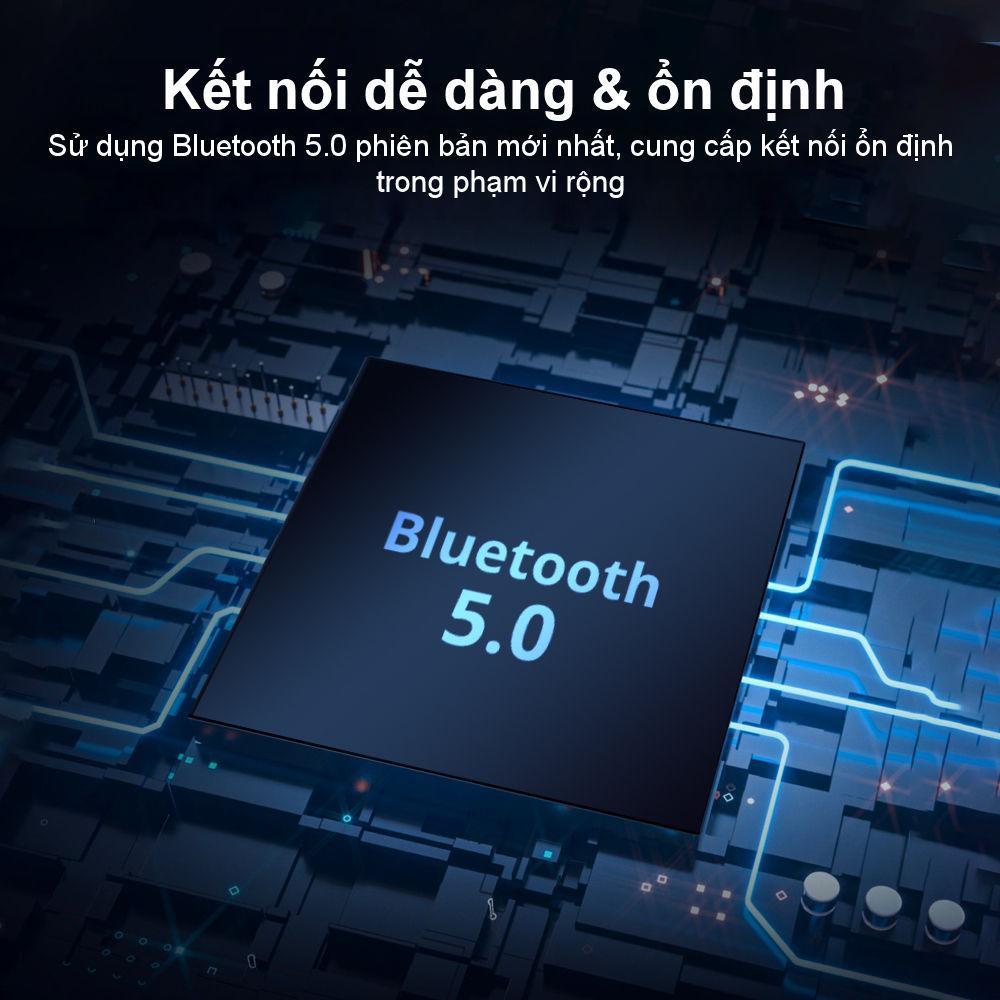 Loa Bluetooth 5.0 ngoài trời chống thấm nước IPX6 15W chơi nhạc lên tới 24 giờ ... Tronsmart Element T6 Mini - TM-364443