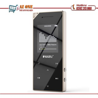 Máy Nghe Nhạc MP3 Bluetooth Ruizu D05 Bộ Nhớ Trong 8GB thumbnail