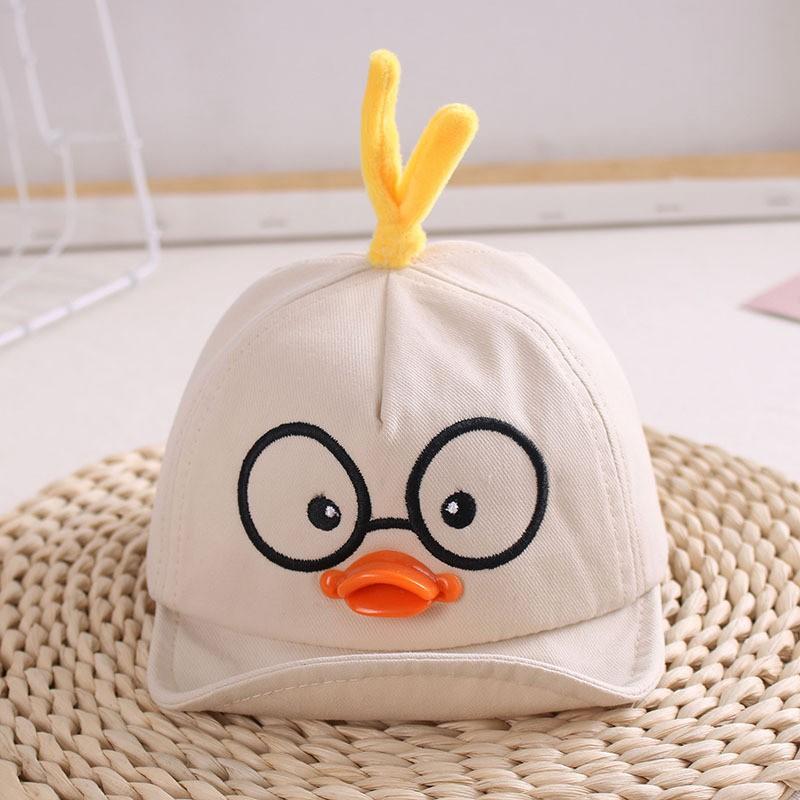 Mũ nón lưỡi trai vịt đeo kính cực kute cho bé từ 5 đến 24 tháng