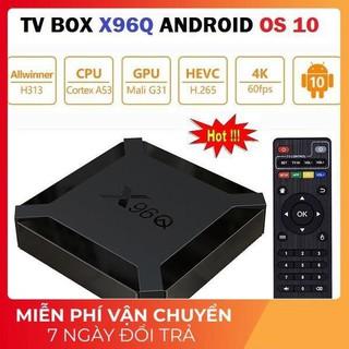 🔥XẢ KHO🔥 Thiết bị Android tv box X96 1Gb RAM cho TV