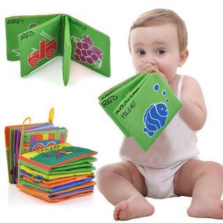 Sách vải phát triển nhận thức cho trẻ em thumbnail