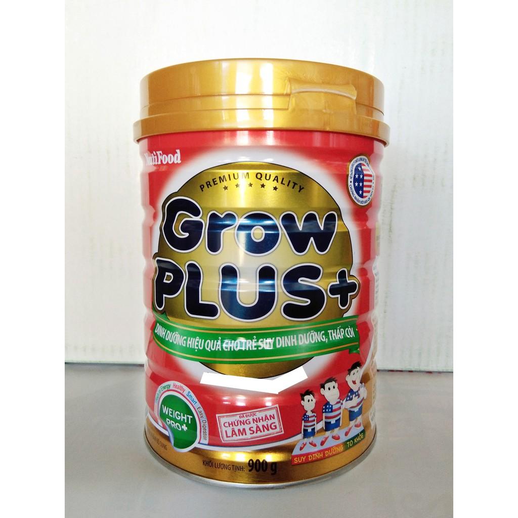 Sữa Nuti Grow Plus Đỏ