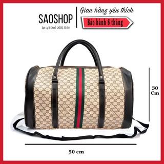 Túi trống du lịch- túi trống GG- Túi trống đựng quần áo đẹp giá rẻ thumbnail