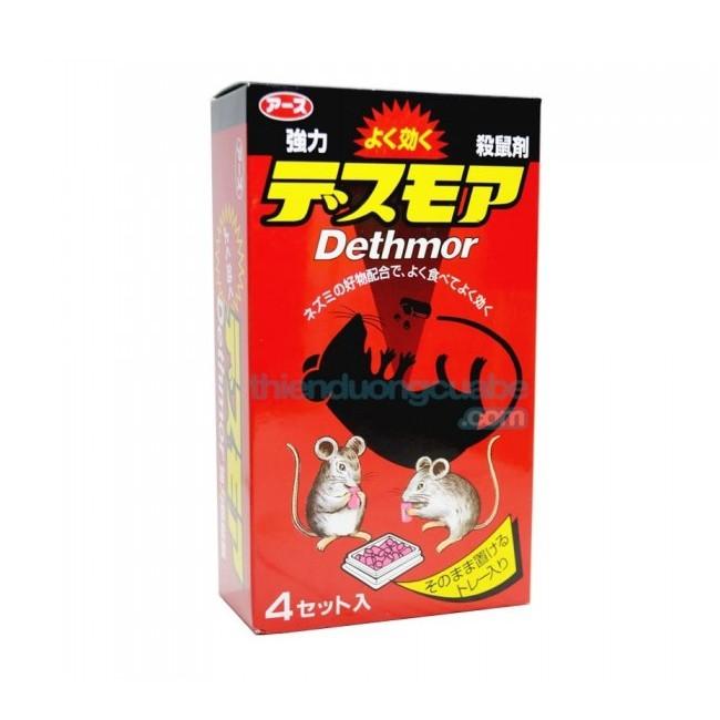 Thuốc diệt chuột thông minh - Sản xuất tại Nhật Bản