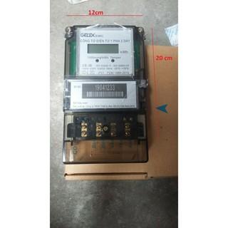 công tơ điện tử 1p 1 biểu giá Emic CE 38