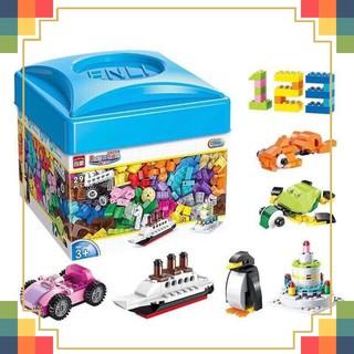 LEGO GHÉP HÌNH SÁNG TẠO ENLI 460 CHI TIẾT [HỘP NHỰA] *Loại Tốt*