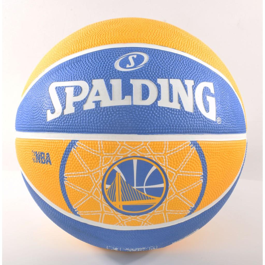 Bóng rổ Spalding NBA Team Golden State Warriors Outdoor size7