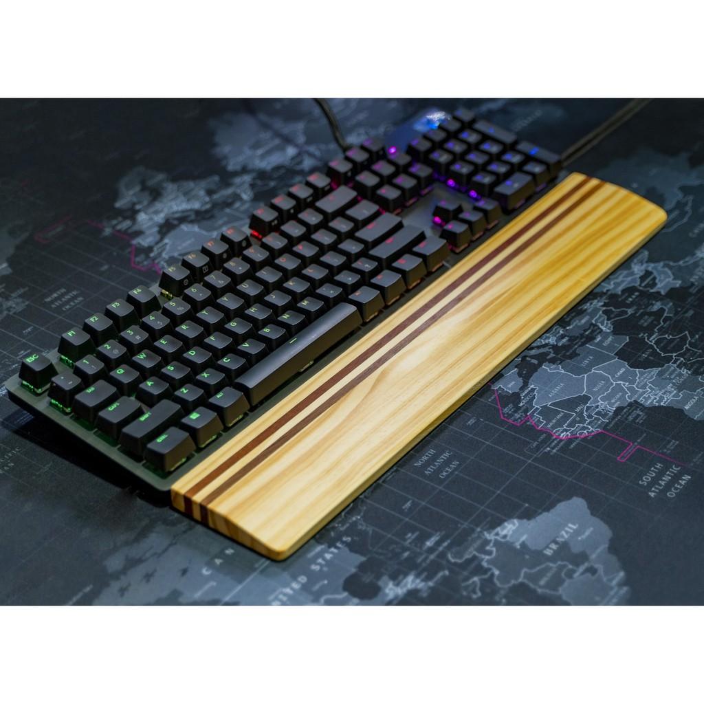 Kê tay gỗ bàn phím fullsize