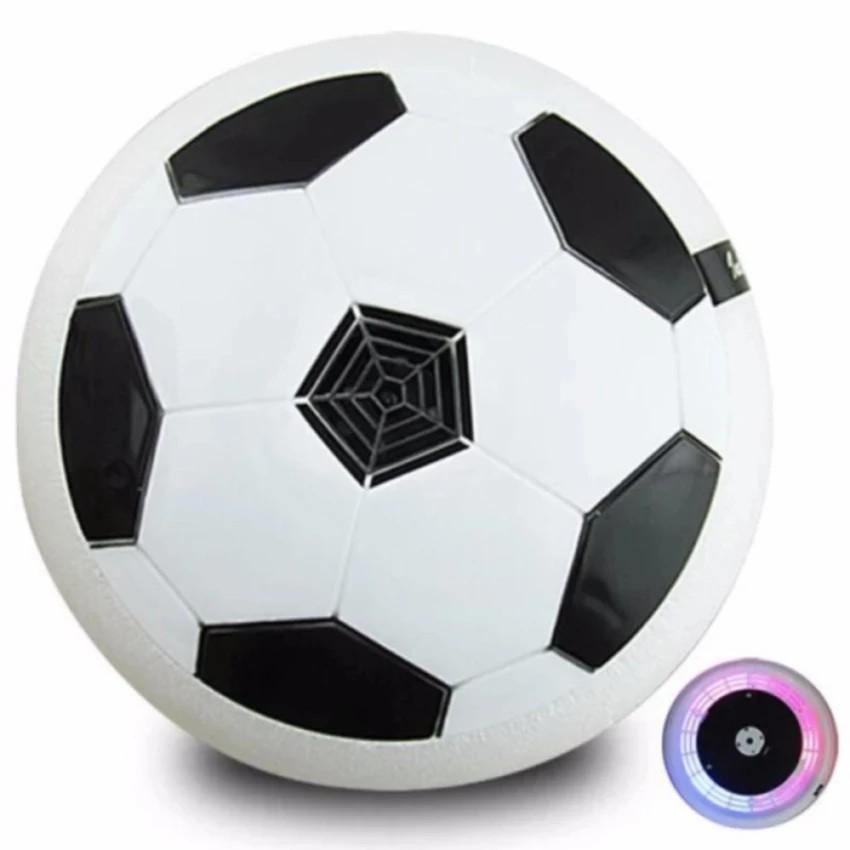 quả bóng đá đĩa dùng pin thích hợp chơi trong không gian hẹp