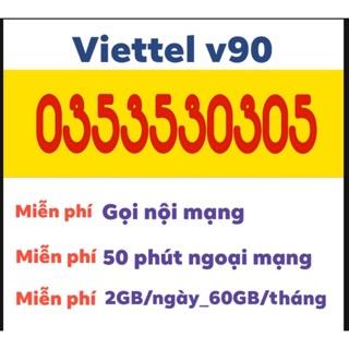 SIM SỐ ĐẸP – GIÁ ĐẸP- v90