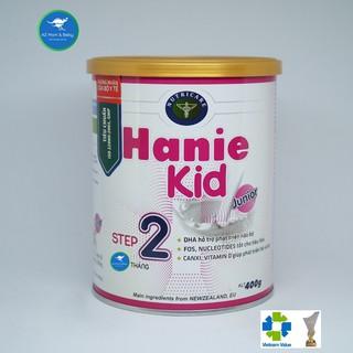 Sữa bột Nutricare Hanie Kid 2 dành cho trẻ biếng ăn suy dinh dưỡng (400g)
