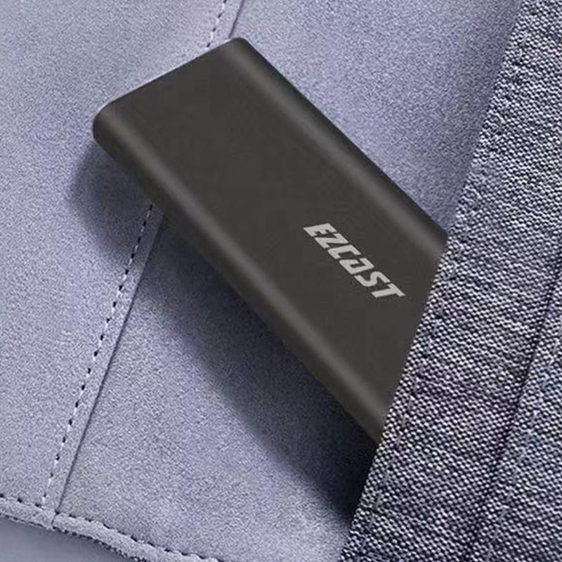 Hộp Ezcast M2 Ssd Case Usb3.1 Gen2 Adapter 9gbps Cho Pcie M Key Drive Box