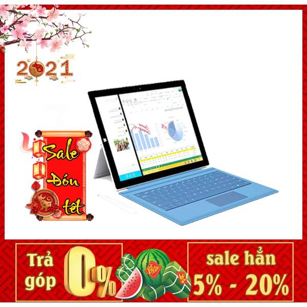 Máy tính bảng Microsoft Surface Pro 5   Phiên bản 4/128G Màn 3K   Chip Intel M3   Tại Playmobile