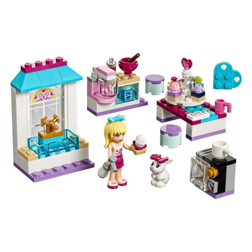 Lego Friends (Bela) Tiệm bánh kem tình bạn của Stephanie