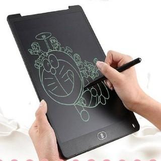 Bảng Viết Vẽ Điện Tử Tự Xóa Thông Minh Màn LCD 8,5inch Cho Bé tặng pin