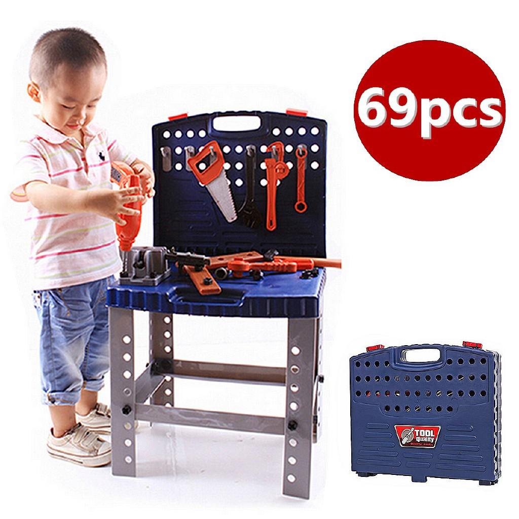 NEW☛Bộ dụng cụ sửa chữa đồ chơi đa năng