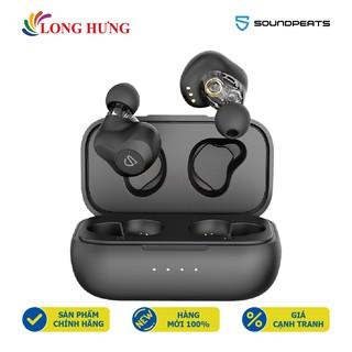 [Mã ELMS4 giảm 7% đơn 500K] Tai nghe Bluetooth True Wireless Soundpeats Truengine SE - Hàng chính hãng