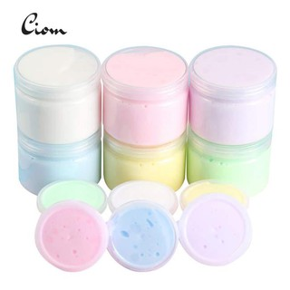 Ciom 50g Funny Ice Cream Cloud Cotton Clay DIY Toy