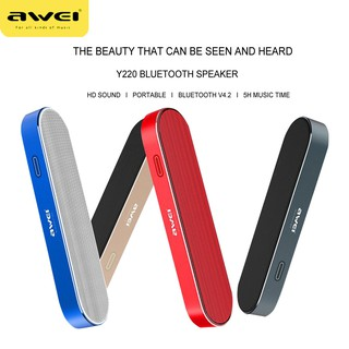 Loa Bluetooth Awei Y220 Chất Lượng Cao