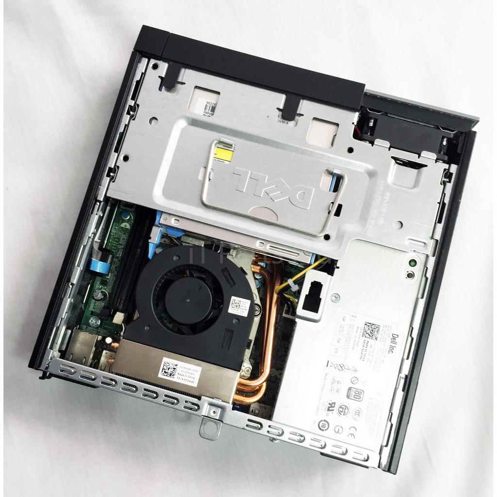 DELL OPTIPLEX 790USFF G860 RAM 4G HDD320G đẹp như mới giá tốt phục vụ anh em