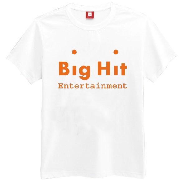 Áo thun nam nữ Kpop logo Big Hit Entertainment (BTS)