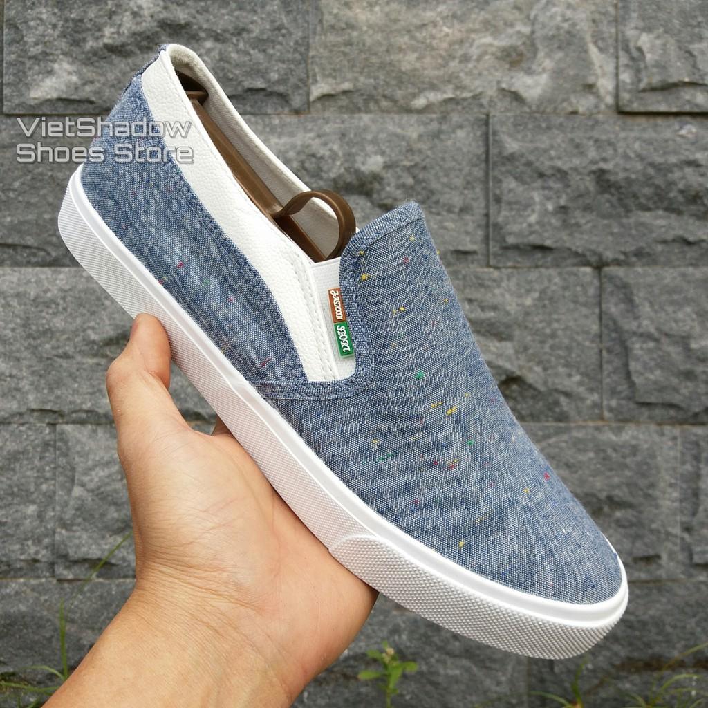 Slip on nam - Giày lười vải nam thương hiệu Xingchi màu (xanh) biển - Mã SP 535 - 3142441 , 1084810660 , 322_1084810660 , 230000 , Slip-on-nam-Giay-luoi-vai-nam-thuong-hieu-Xingchi-mau-xanh-bien-Ma-SP-535-322_1084810660 , shopee.vn , Slip on nam - Giày lười vải nam thương hiệu Xingchi màu (xanh) biển - Mã SP 535