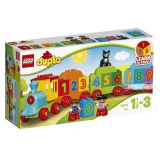 Lego Duplo 10847 Đoàn tàu số học
