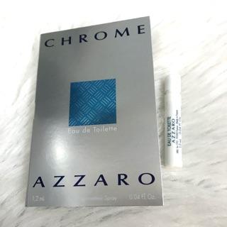 NƯỚC HOA NAM CHROME CỦA HÃNG AZZARO - Mẫu Thử 1.2ml thumbnail